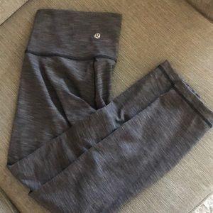 Lululemon Seamless Stretchy Yoga Pants